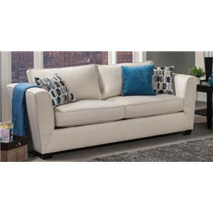 Comfort Industries Energy B Stationary Sofa