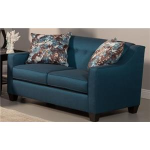 Comfort Industries Flash Stationary Loveseat