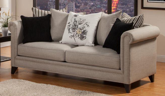 Comfort Industries Florentine Sofa  - Item Number: Florentine-S