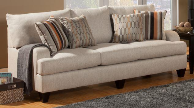 Comfort Industries Glory Stationary Sofa - Item Number: Flash