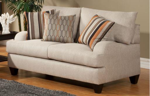 Comfort Industries Glory Stationary Loveseat - Item Number: Glory