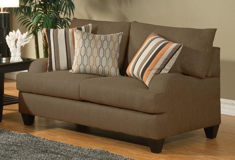 Comfort Industries Glory M Stationary Loveseat - Item Number: Glory