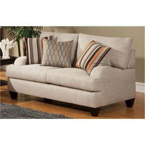 Comfort Industries Glory Stationary Loveseat