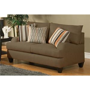 Comfort Industries Glory M Stationary Loveseat