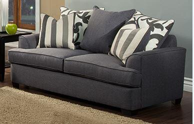 Comfort Industries Haywood Stationary Loveseat - Item Number: Haywood
