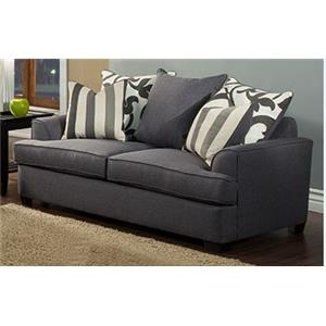 Comfort Industries Haywood Stationary Loveseat