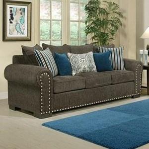 Comfort Industries Razor Sofa