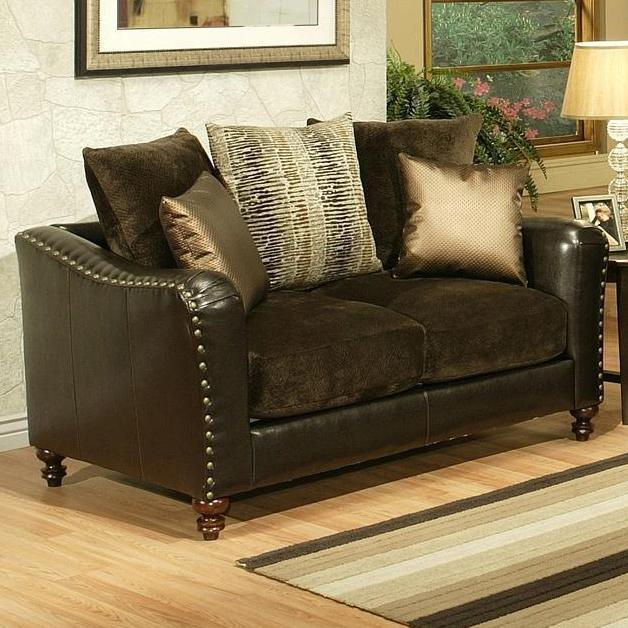 Comfort Industries Remy REMY Loveseat - Item Number: REMY-A20