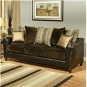 Comfort Industries Remy REMY Stationary Sofa - Item Number: REMY-A30