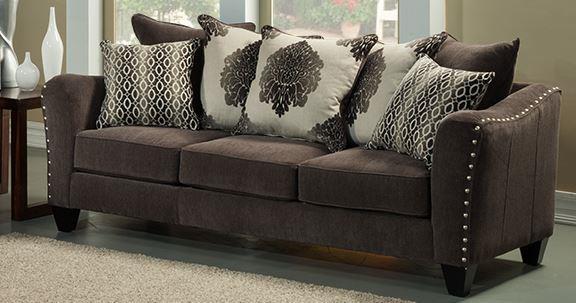 Comfort Industries Sonar Stationary Sofa - Item Number: Sonar