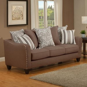 Comfort Industries Splendid Sofa