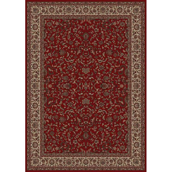 Concord Global Trading Inc. Presidential 5.3 x 7.7 Area Rug : Red - Item Number: 965001236