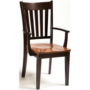 Conrad Grebel Montclair  Arm Chair