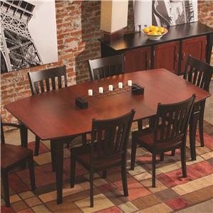 Conrad Grebel Montclair  Dining Table