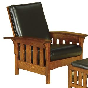 Exposed Wood Chair