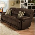 Corinthian 0588 Recline Sofa - Item Number: M588-30-Made-Out