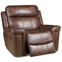 Corinthian 090301 Power Recliner w/ Power Headrest - Item Number: FGC90301-19HR Made-Out