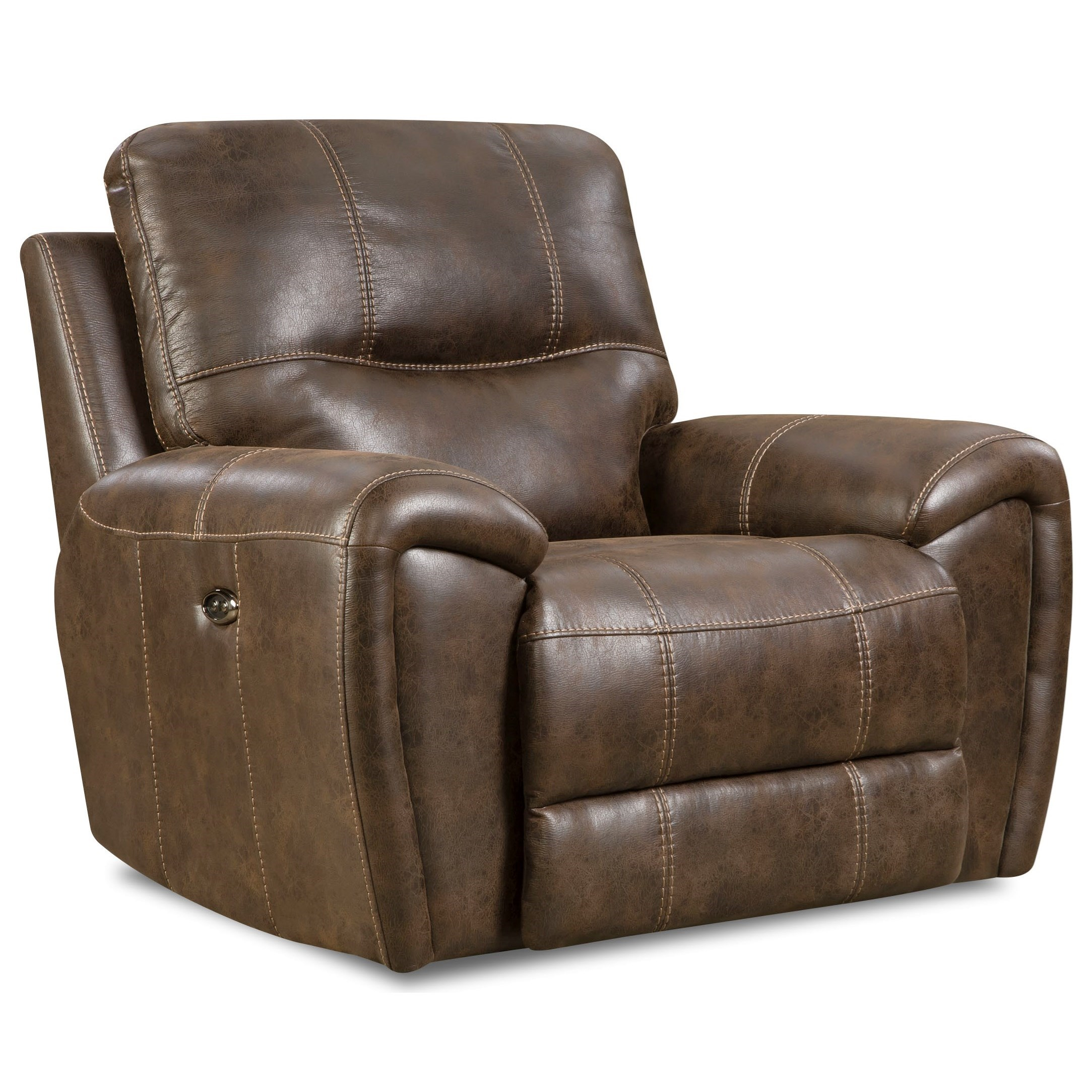 VFM Signature-R 91001 Glider Recliner - Item Number: FGC91001-19G RC