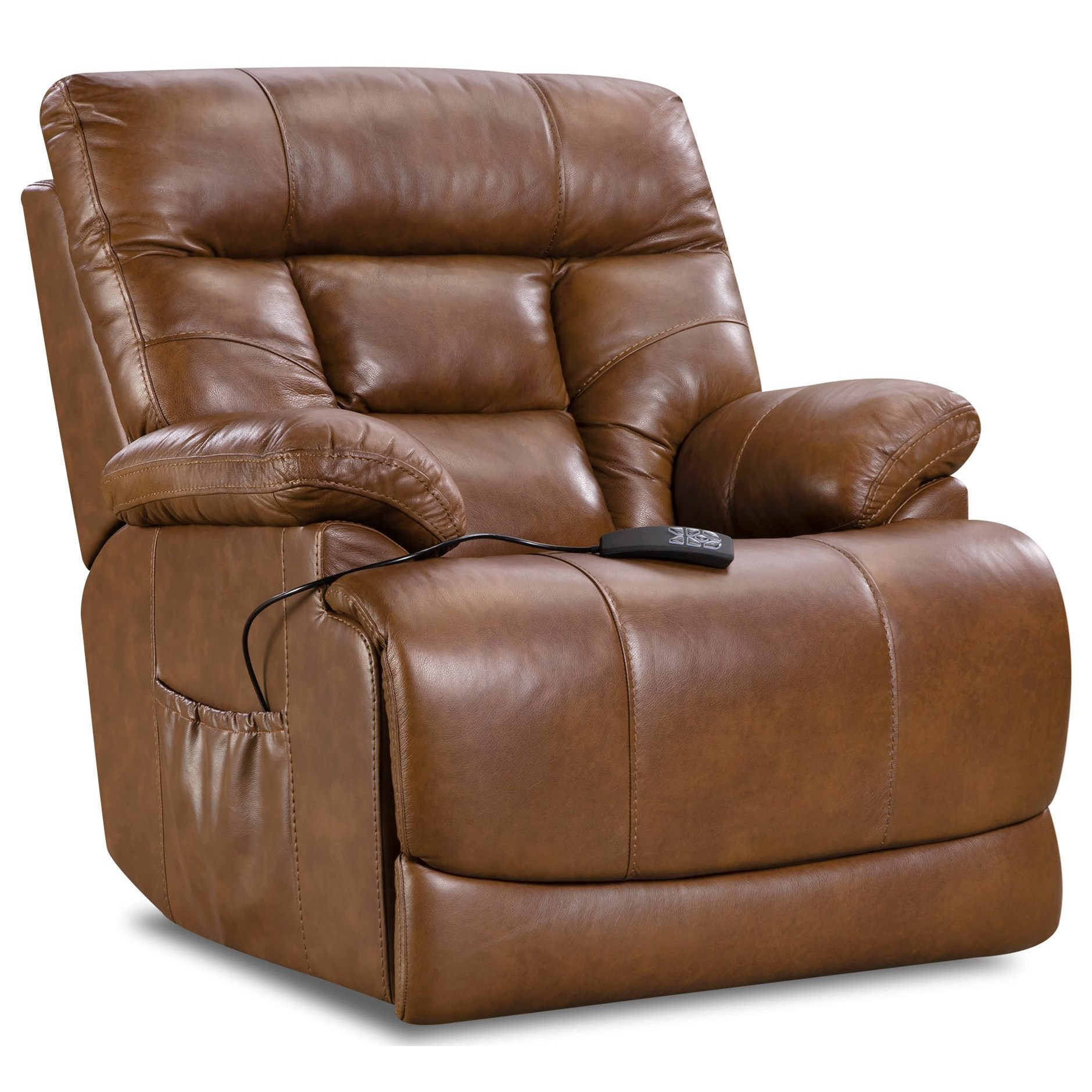 Power Lumbar Recliner