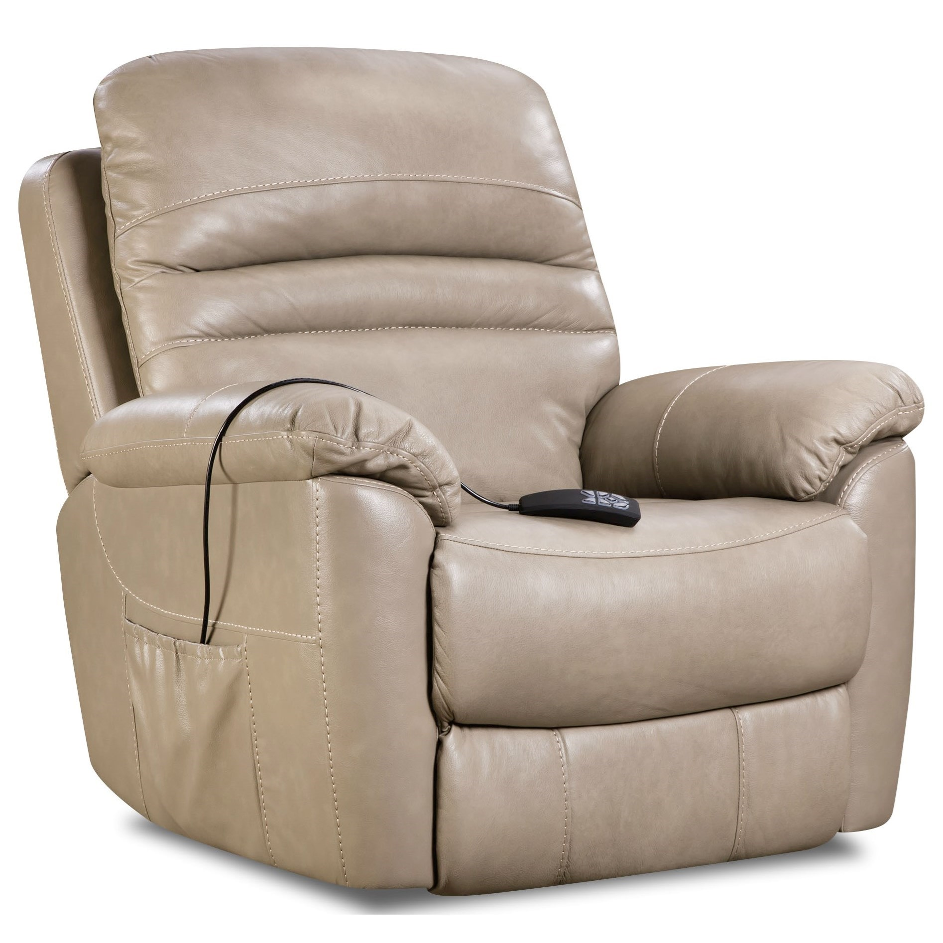 L103 Power Recliner by Corinthian at Story & Lee Furniture
