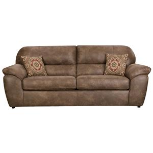 Corinthian Ulyses River Rock Sofa