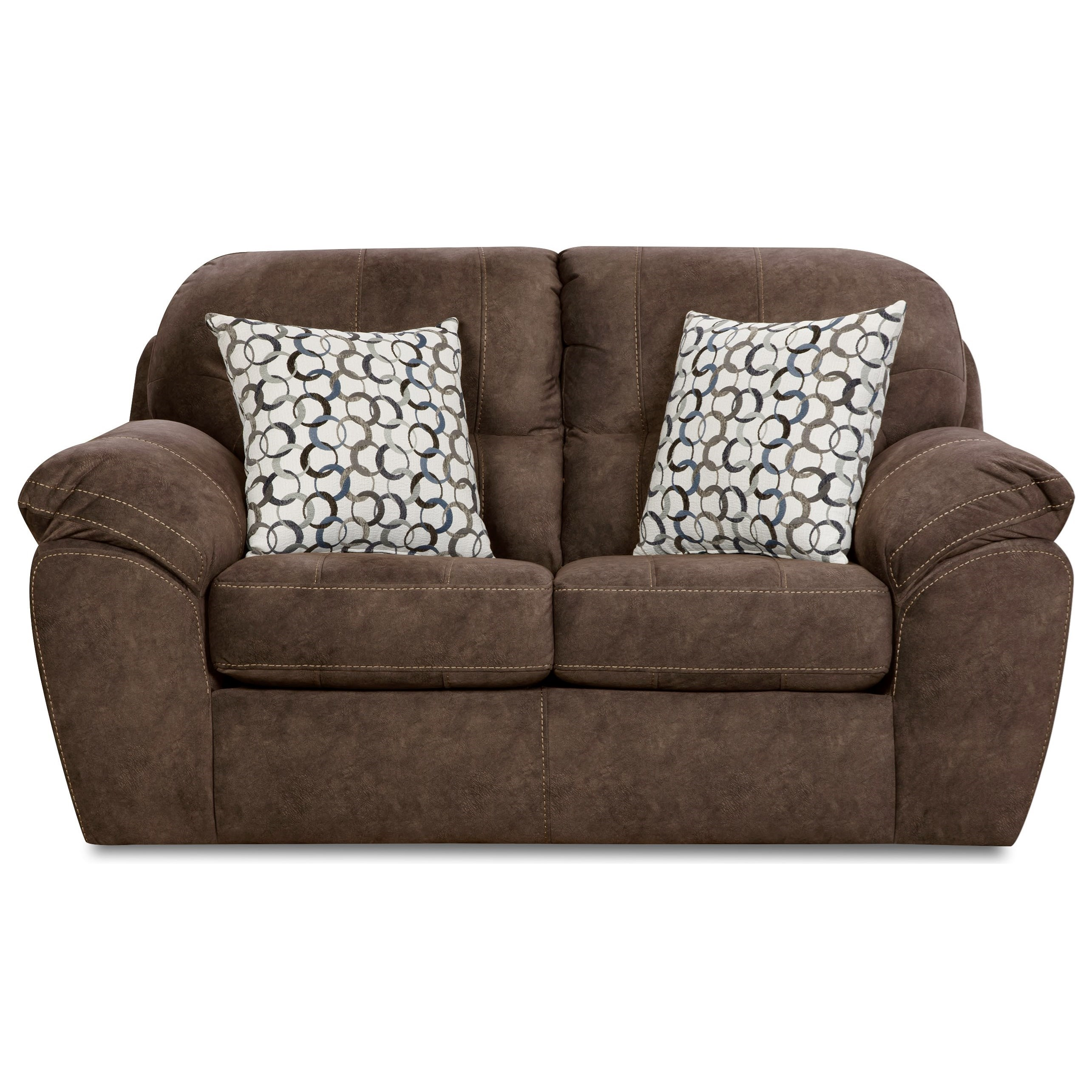 18D0 Loveseat by Corinthian at Story & Lee Furniture