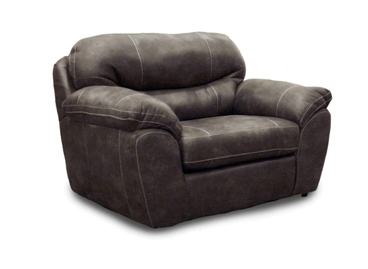 Corinthian Ulysses Charcoal Ulysses Charcoal Chair - Item Number: 18B1