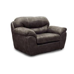 Corinthian Ulysses Charcoal Ulysses Charcoal Chair