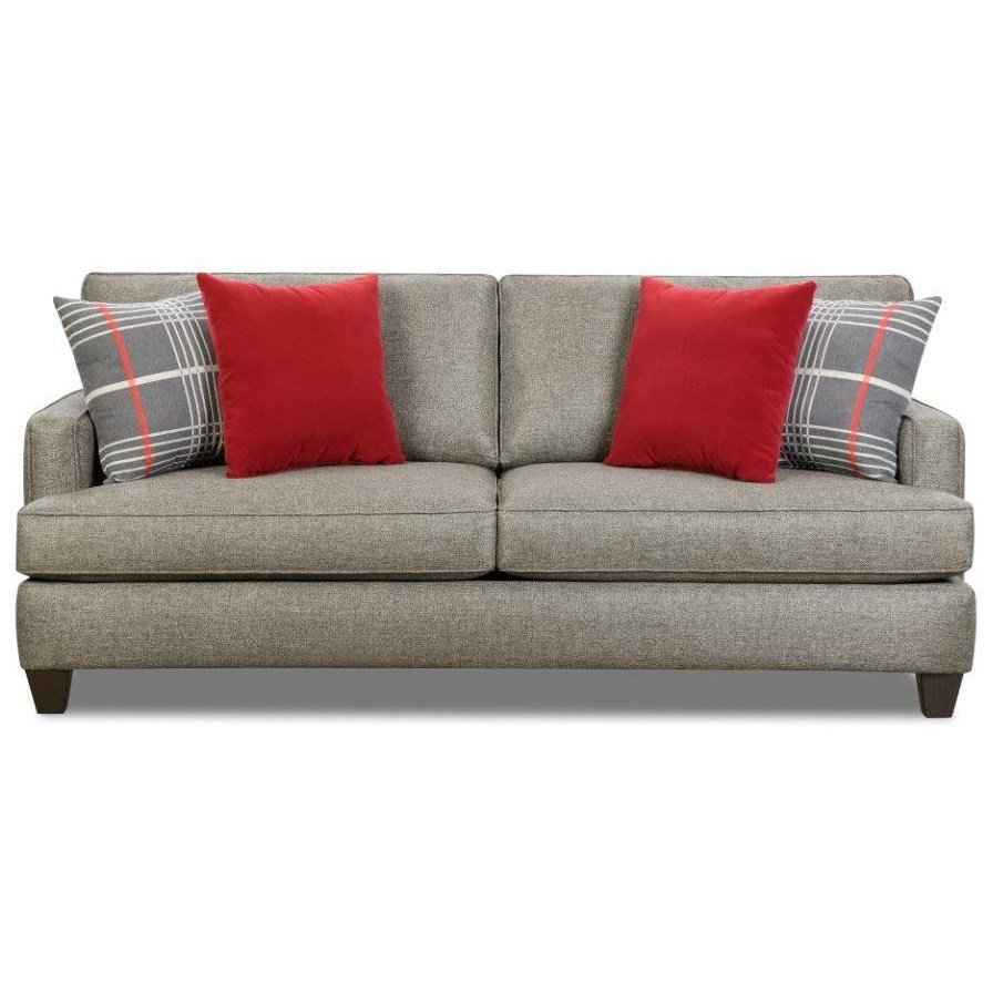26E0 Sofa by Corinthian at Story & Lee Furniture