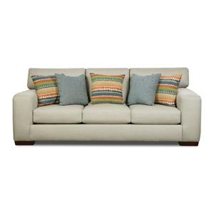 Corinthian 28A0 Sugarshack Pebble Sofa