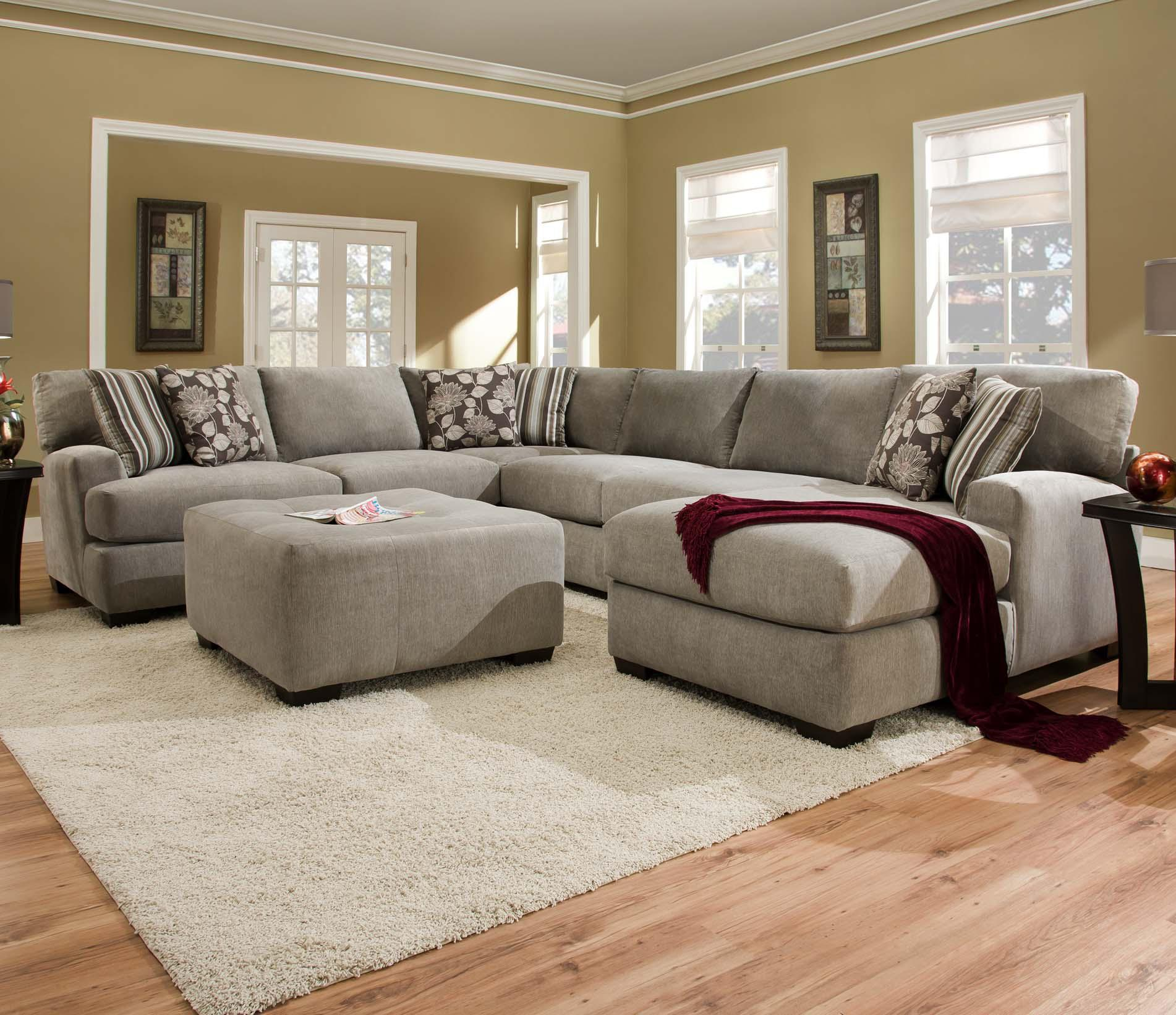 29A0 Sectional Sofa by Corinthian at Story & Lee Furniture