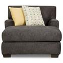 Corinthian 29C0 2 Arm Chaise - Item Number: 29C5