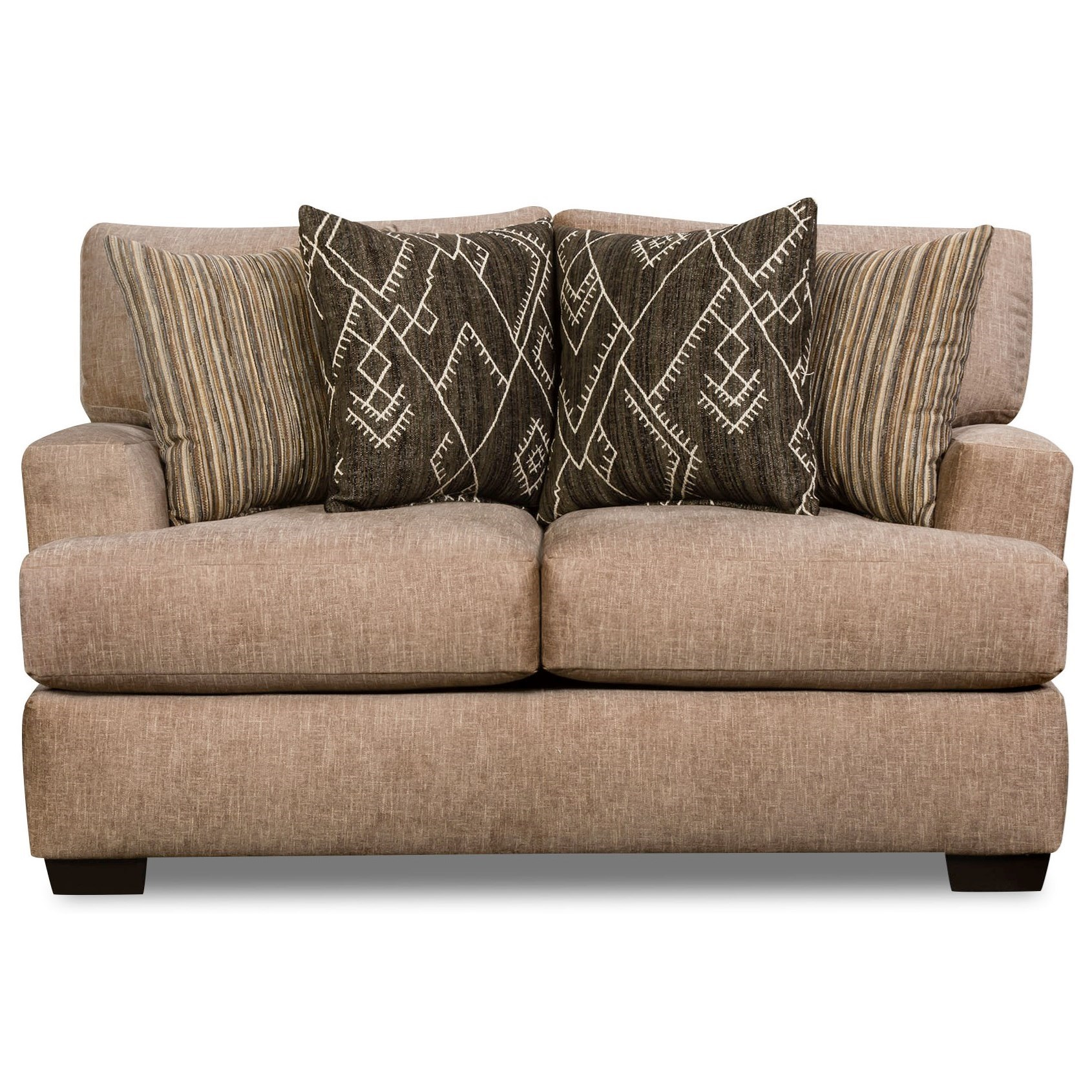 29D0 Loveseat by Corinthian at Story & Lee Furniture