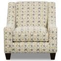 Corinthian 29C0 Accent Chair - Item Number: AC2029C