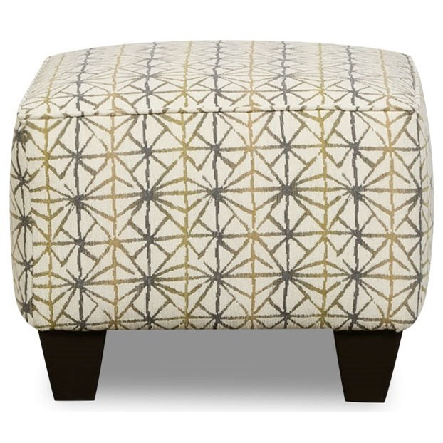 29C0 Accent Ottoman by Corinthian at Story & Lee Furniture