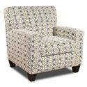 Corinthian Alton Starmatic-X Accent Chair - Item Number: AC2249H