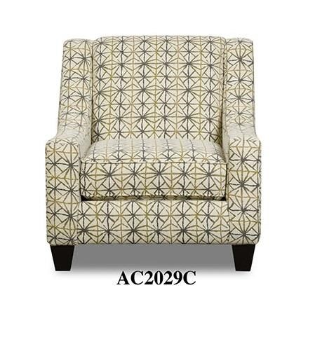 Corinthian 29C0 Starmatic Accent Chair - Item Number: CORI-AC2029C