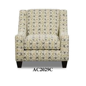 Corinthian 29C0 Starmatic Accent Chair