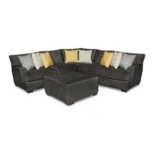 Corinthian 29C0 Alton 3 Piece Sectional