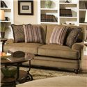 Corinthian 33A Loveseat - Item Number: 33A2