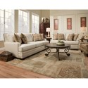 Corinthian 34A0 Living Room Group - Item Number: 34A0-SUGARSHACK Living Room Group 1