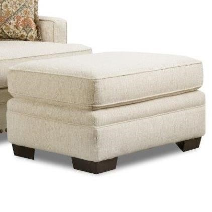 34A0 Ottoman by Corinthian at Story & Lee Furniture