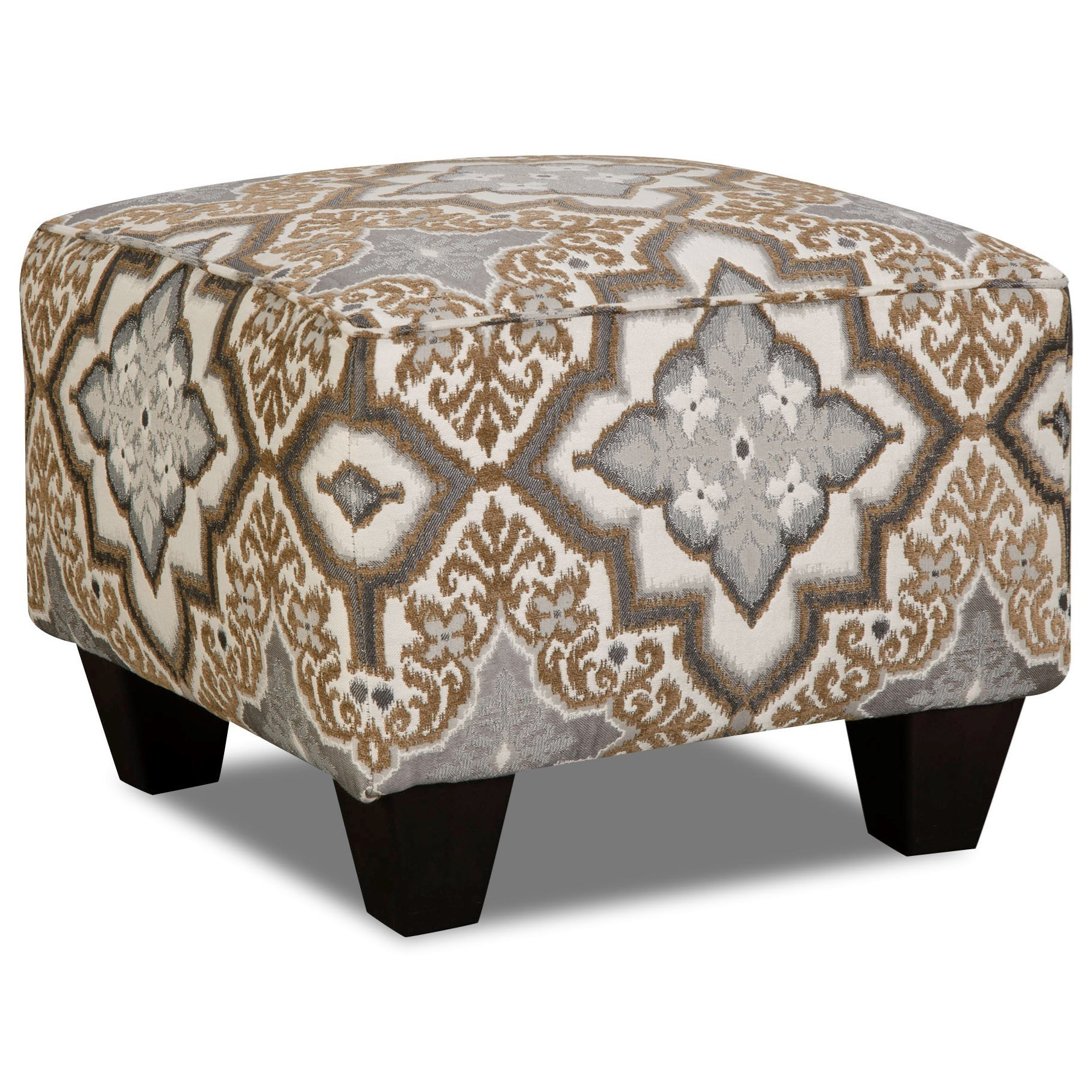 34B0 Accent Ottoman by Corinthian at Story & Lee Furniture