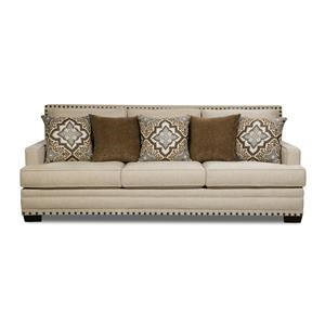 Corinthian Anna Linen Sofa