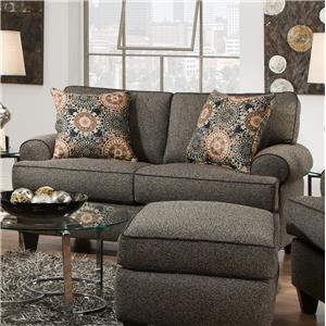 Corinthian 37A0 Love Seat