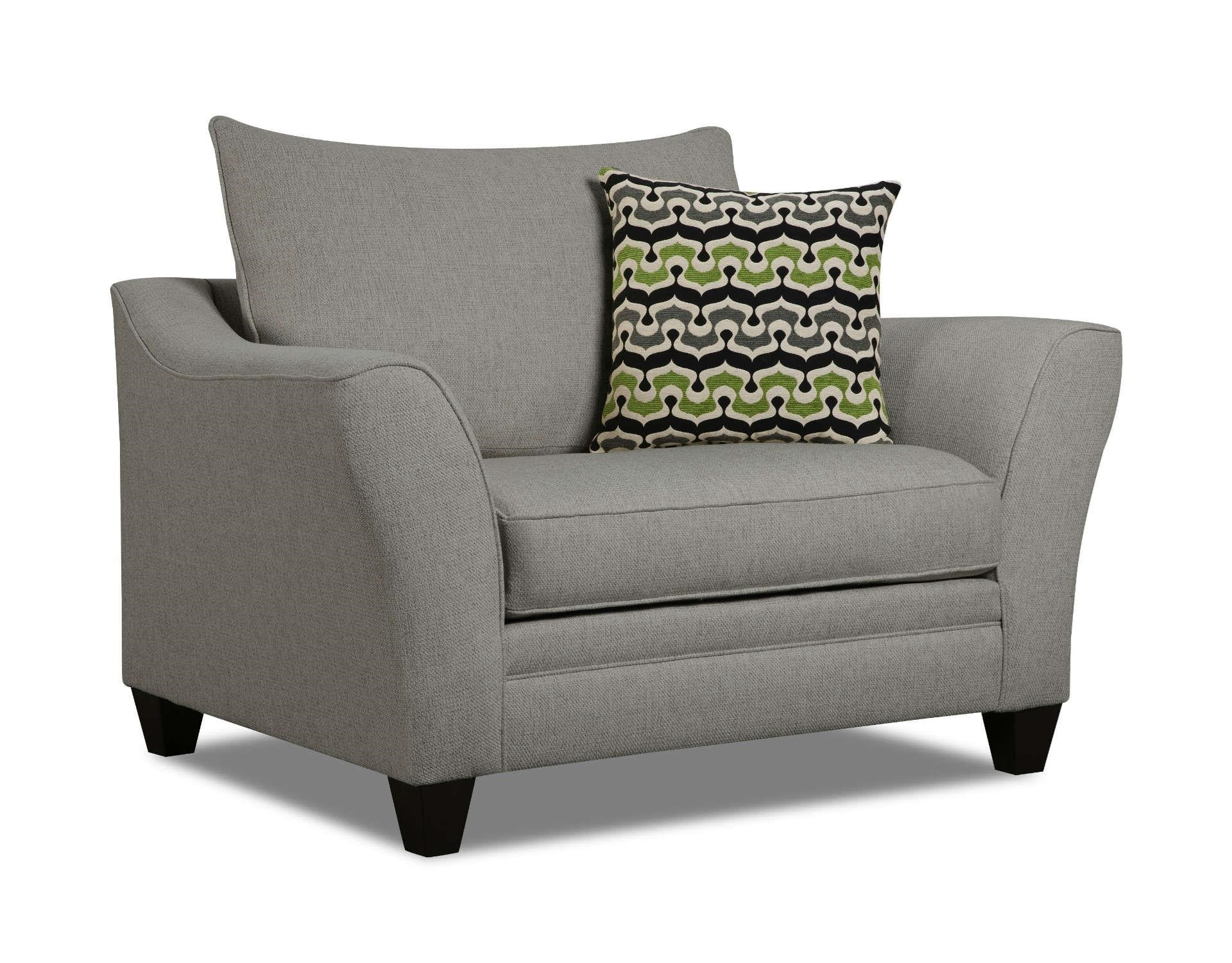 Corinthian Ocala Slate Chair - Item Number: 40b1
