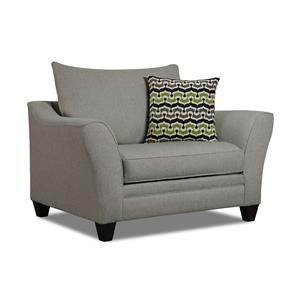 Corinthian Ocala Slate Chair