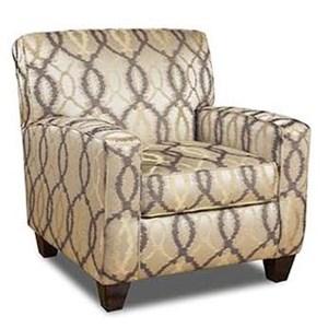 Corinthian Parchment Specialty Chair