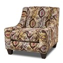 Corinthian 44A0 Specialty Chair - Item Number: AC2044A-Bodega-Raisin