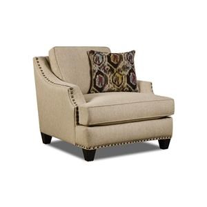 Corinthian 44A Jute Chair